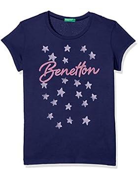 United Colors of Benetton T-Shirt, Camiseta Para Niñas