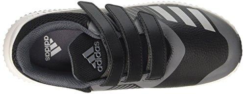 K Unisex Kinder Onix adidas FortaRun Silvmt Grau Cblack CF Sneakers qTIRgwA