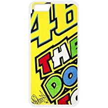 iPhone 6 6s Plus 5.5 Custom Case Cover white Valentino Rossi VR 46 Cell Phone Case 7W7-081656