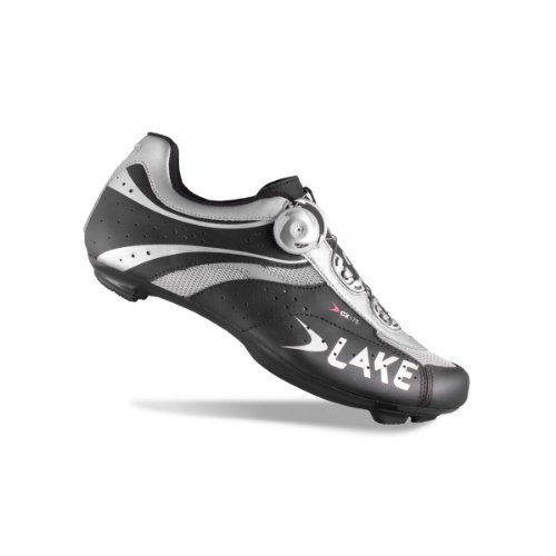 Lake cx175-w Schuhe schwarz schwarz NEGRO/PLATA