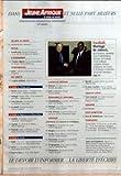 Telecharger Livres JEUNE AFRIQUE N 1884 du 12 02 1997 DOSSIER TELEVISION L AFRIQUE A L HEURE DU NUMERIQUE BENIN ROSINE SOGLO POURQUOI NOUS AVONS PERDU COTE D IVOIRE LES ETUDIANTS SE REBIFFENT SENEGAL LE TOURISME EN ETAT DE CHOC COMMENT SAUVER LE ZAIRE CE QUE JE CROIS PAR BECHIR BEN YAHMED FOCUS GRANDS LACS L EVENEMENT TUNISIE ALGERIE PAR MONCEF MAHROUG CONFIDENTIEL ZAIRE EN VERITE L APRES MOBUTU PAR ALBERT BOURGI LE TEMPS DE L AFRIQUE NOIRE BENIN PAR FRANCOIS SOUDAN SE (PDF,EPUB,MOBI) gratuits en Francaise