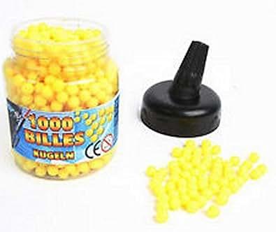 Biberon 1000 billes jaunes