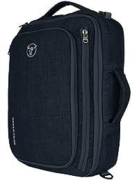 Urban Tribe Trans4mer V2.0 Multipurpose Laptop Backpack Cum Messenger Bag Cum Overnighter Cum Briefcase (20 Litres...