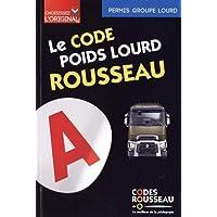 Code Rousseau poids lourd