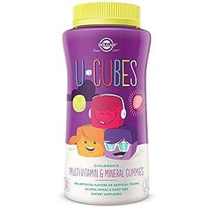 Solgar U-Cubes Enfants 60 Gummies