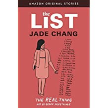 The List (The Real Thing collection) (English Edition)