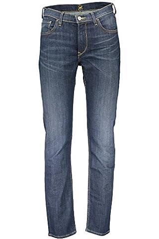 Lee denim jeans homme bleu