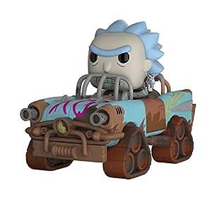 Figura POP Rick Morty Mad Max Rick