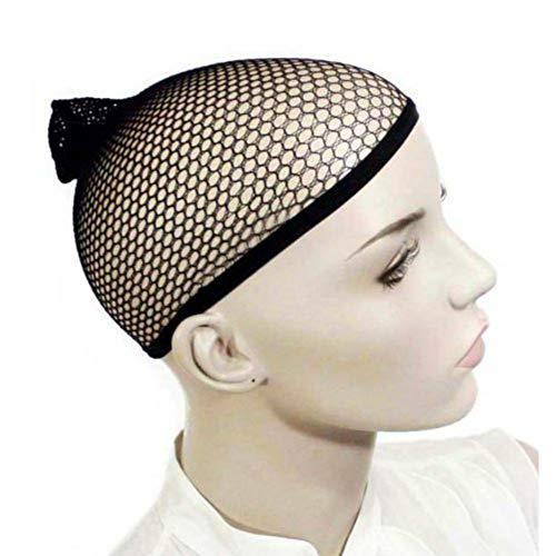 Schicke Perücken - Praktische Perücke, Netz, schickes Haar, offenes