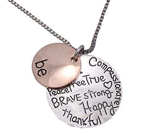 18-inch-goldtone-silvertone-be-graffiti-inspirational-pendant-necklace-693-by-kix-jewels