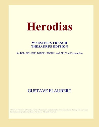 Herodias (Webster's French Thesaurus Edition)