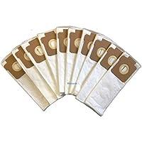 10 Staubsaugerbeutel für AEG Energica AS230BG von Microsafe®