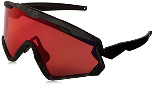 Oakley Wind Jacket 2.0 Ski-Brille Unisex Uni Night Camouflage/Prizm Snow Torch Iridium