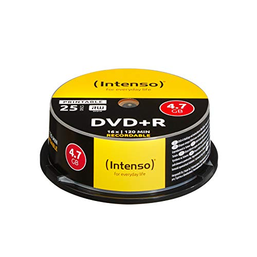 Intenso DVD+R 4,7...