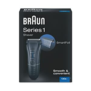 Braun Series 1 130s-1 Electric Shaver- Mains Only Shaver