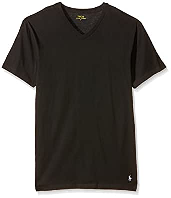 Ralph Lauren Men's Polo Shirt black Black XX-L