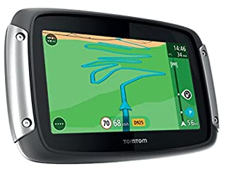 TomTom Rider 400 GPS Eléments Dédiés à la Navigation Embarquée Europe Fixe, 16:9 (Import Europe) (B00W1T6F5M) | Amazon Products