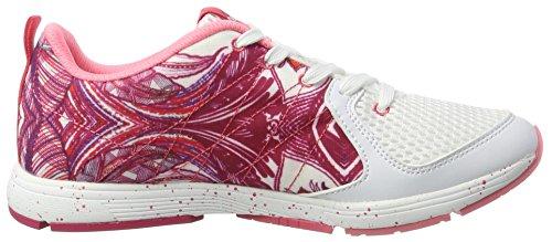 Scarpe Da Donna Desigual Shoes_x-lite 2.0 P Scarpe Da Corsa Bianco (1000 Blanco)