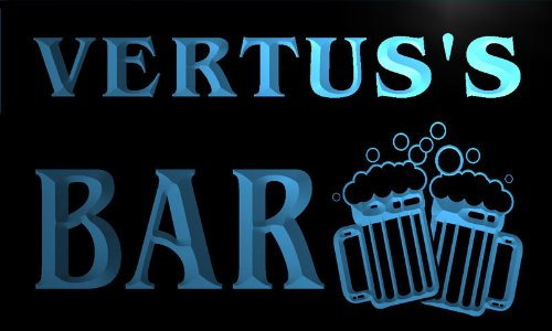 w118902-b-vertus-name-home-bar-pub-beer-mugs-cheers-neon-light-sign