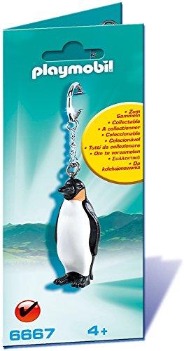 Playmobil - Llavero pingüino 6667
