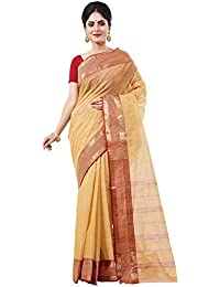 Slice Of Bengal Light Weight Cotton Handloom Taant Tangail Saree With Border101001001004