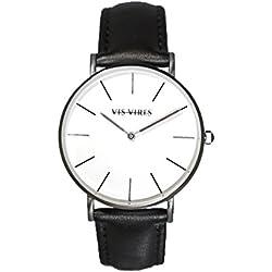 Vis Vires Visionnaire Women's Timepiece Silver 36mm