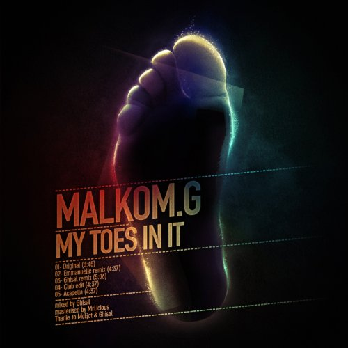My Toes in It [Explicit]