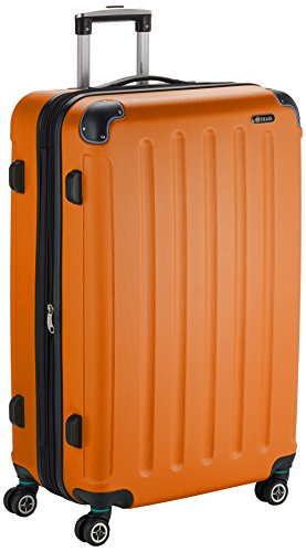 Shaik 7204073 Trolley Koffer, 50 Liter, Orange
