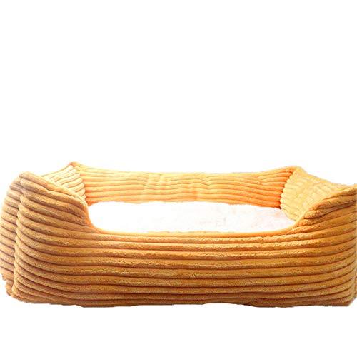 JFRI Cuccia per Cane da Interno del Cane del Cucciolo di Golden Retriever dell'orsacchiotto del Nido dell'animale Domestico del Nido dell'animale Domestico