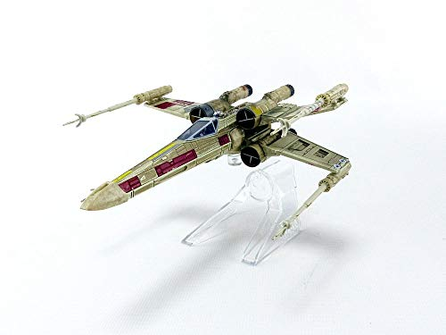 Hot Wheels Elite Star Wars Episodio IV: A New Hope X-Wing Fighter Red 5 Starship Die-Cast Vehicle