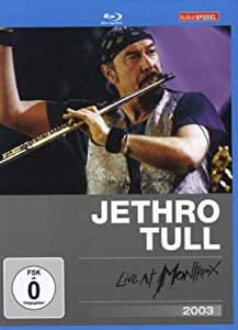 Jethro Tull - Live At Montreux 2003 - KulturSpiegel Edition [Blu-ray]