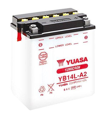YUASA BATTERIE 6N11A-1B aperto senza acido