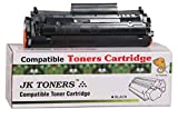#2: JK TONER 303 for Canon 303/703/103 Toner Cartridge Compatible Canon LBP 2900, LBP 2900B,LBP 3000 (1 pcs)
