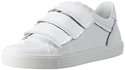 Kennel und Schmenger Schuhmanufaktur Damen Town Sneakers Weiß (bianco Sohle weiss)