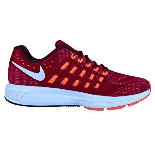 Nike Damen Wmns Air Zoom Vomero 11 Laufschuhe NBL RD/WHITE-BRGHT MNG-NGH