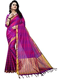 Saree For Cotton/ Silk/ Georgette/ Chiffon/ Net/ Saree For Festival/ Daily Wear/ Party Waer/ Saree For Popular... - B07F5LN8BH