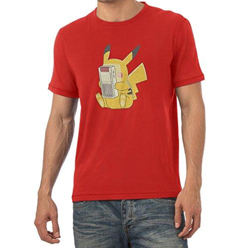 TEXLAB - Gaming Chu - Herren T-Shirt Rot