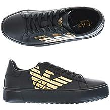 Emporio Armani EA7 Sneaker Calf Lea Lining UP X8X003XK003 f4341ad2105