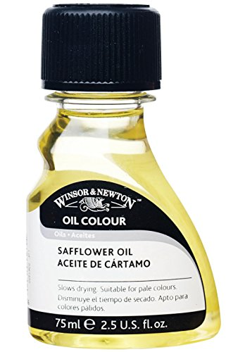 Winsor & Newton-Aceite refinado cártamo. 75ml