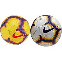 huge selection of 222dd 0ab4d SERIE A Kit Tifoso Pallone Originale Nike Tim Strike Bianco 2018 2019  Taglia 5 + Nike