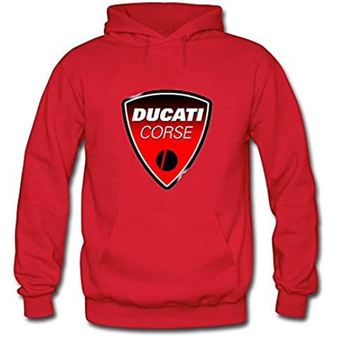 Ducati Motorcycle Logo For Mens Hoodies Sweatshirts Pullover Outlet