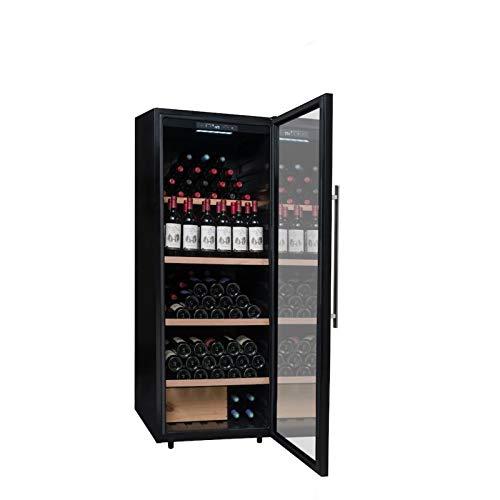 Climadiff - Cave à vins polyvalente multi-température 205 bouteilles