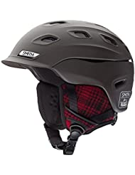 Smith Optics Unisex Adult Vantage Snow Sports Helmet - Matte Root Woolrich Small (51-55CM) by Smith Optics