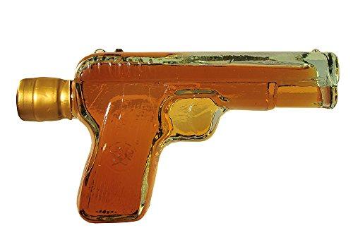 armenischer Weinbrand 'Pistole', 40% Alk., 5 Jahre gereift, 0,2L