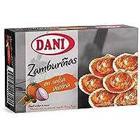 Dani - Zamburiñas en salsa vieira - 6 x 106 gr.