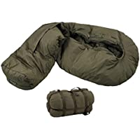 Carinthia Schlafsack Defence 6 oliv Large