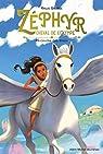 Zéphyr, cheval de l'Olympe, tome 1 : La course des dieux par George