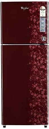 Whirlpool 245 L 2 Star Frost-Free Double Door Refrigerator (NEO SP258 ROY WINE EXOTICA(2S), Wine Exotica)