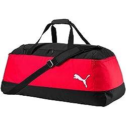 Puma Pro Training II Large Bolso, Unisex Adulto, Rojo/Negro, Talla Única