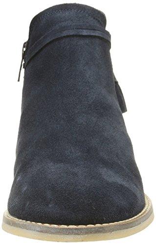 Palladium Damen Savory Sud Stiefel & Stiefeletten Blau - Bleu (533 Deep)